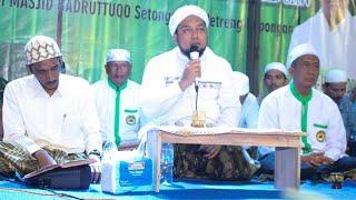 Download Lagu Tausiyah KHR. Ahmad Azaim Ibrohimy dalam rangka memperingati Maulid Nabi Muhammad SAW di Setonggak Gratis STAFABAND