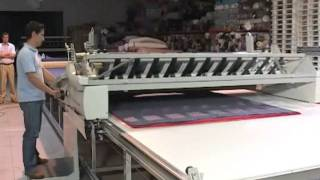 GERBERspreader XLs50 Automated Material Spreading Solution from Gerber Technology