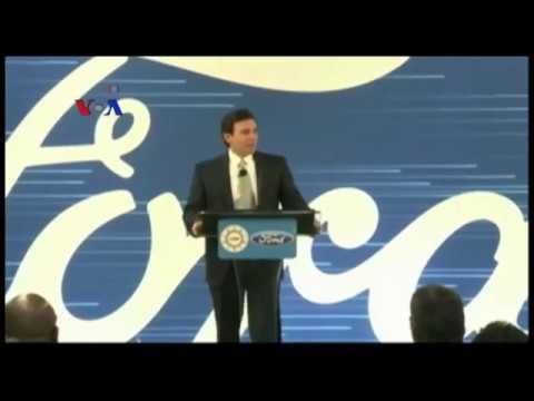 Ford Batalkan Pembangunan Pabrik di Meksiko - Liputan Berita VOA #1