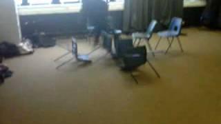 Chair Trick Fail