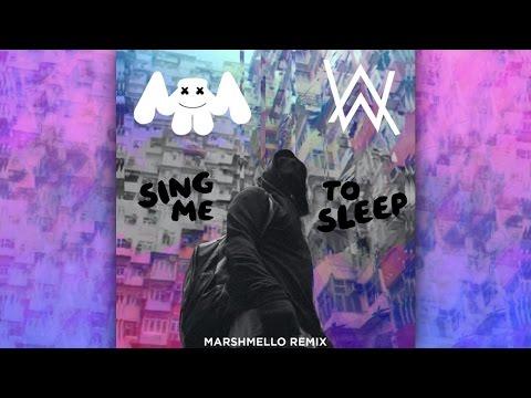 download lagu Alan Walker - Sing Me To Sleep Marshmello Remix gratis