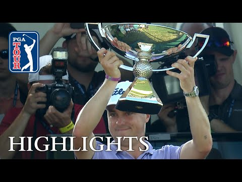 Justin Thomas' extended highlights | Round 4 | TOUR Championship