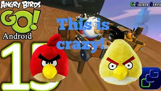 THIS IS THE BEST! Angry Birds GO! Air Reaction