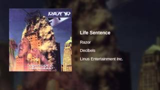 Watch Razor Life Sentence video