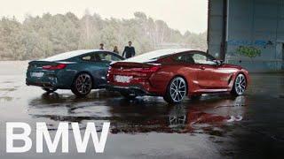 BMW 8 Series Coupé 2018. Design.