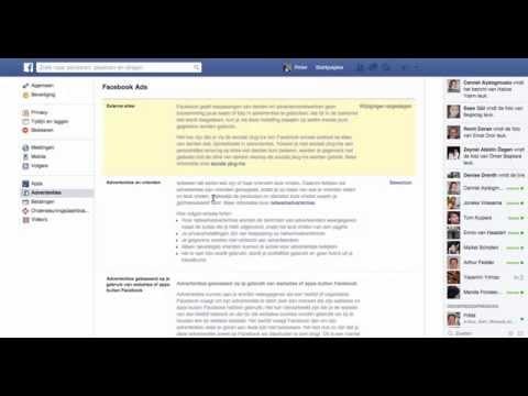 Zo regel je dat Facebook je foto niet deelt in advertenties - nieuwe voorwaarden privacy
