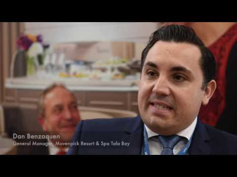 Dan Benzaquen, general manager, Mövenpick Resort & Spa Tala Bay