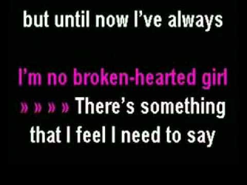 Beyoncé - Broken-Hearted Girl Karaoke.mp4