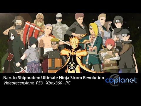 [VIDEORECENSIONE] Naruto Storm Revolution