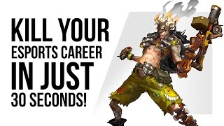 64 Ways to End Your Pro Gaming Career on Overwatch