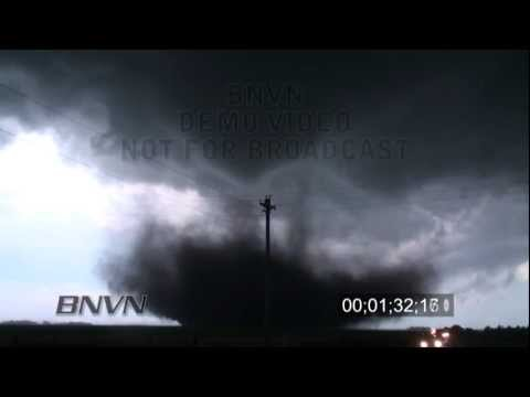6/17/2009 Aurora, NE Violent Tornado Video Part 2 of 2