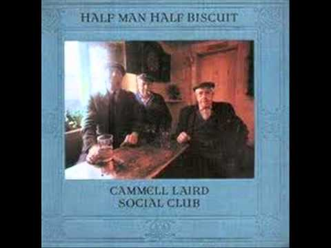 Half Man Half Biscuit - Tyrolean Knockabout