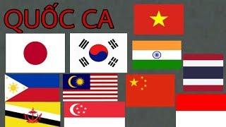 Quốc ca của các nước / National anthems of the countries ! # Part 1