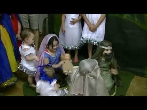 La Historia Del Nacimiento - Iglesia Cristiana De La Gracia - 21.12.14