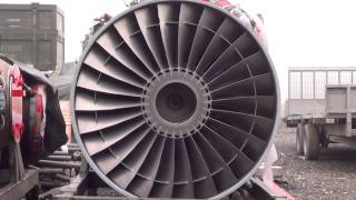 Cold War Relics-Rolls Royce Pegasus Turbofan Engine