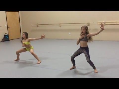 Tate McRae & Brynn Rumfallo  What Now  Choreography  Alexa Moffett