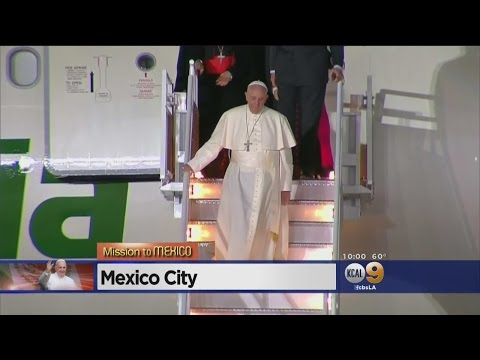 Pope Francis Plans Ambitious Agenda While Visiting Mexico