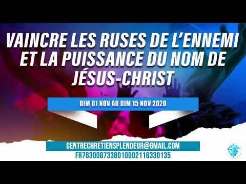 TÉMOIGNAGE D'UN OCCULTISTE DEVENU CHRÉTIEN ( ruses du diable ) / soleil komisa / veuillez partager