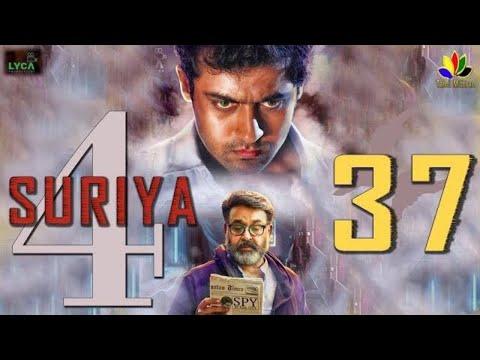SURIYA 37 - 4  Mass Getups For Suriya | Boman Irani | Sayesha saigal | KV ANAND $Suriya Movie | TM
