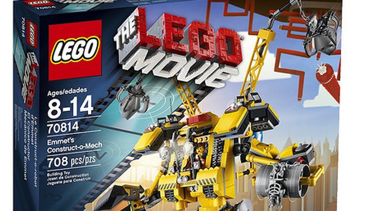 The Lego Batman Movie Sets