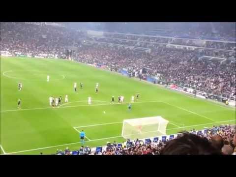 UEFA CHAMPIONS LEAGUE 2015 - Juventus Vs Real Madrid Goal Tevez