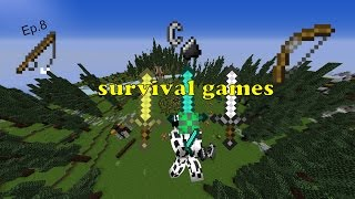 minecraft: survival games Ep.8 - ez games!!!!