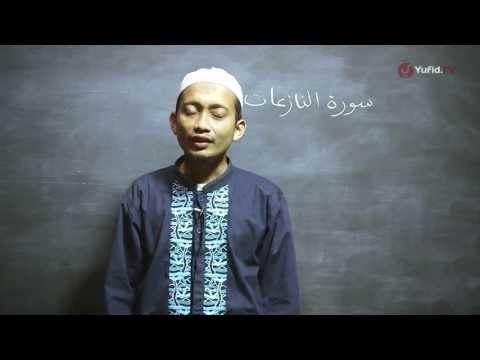 Bacaan Quran: Murotal Surat An-nazi'at - Ustadz M. Ulin Nuha video