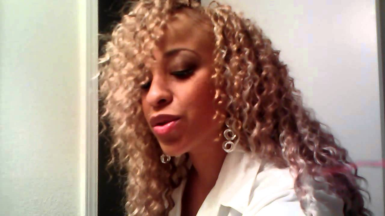 Crochet Braids Twisted Soul Bulk : 10*Lovin my Freetress! Deep Twist crochet braids. - YouTube
