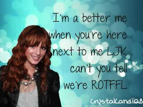 Bella Thorne- Ttylxox [lyrics On Screen] video