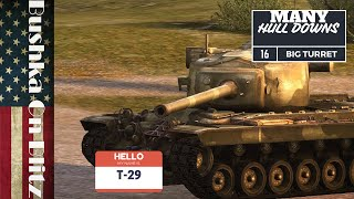 T29 World Of Tanks Blitz Guide and Gameplay Breakdown Bushka on Blitz
