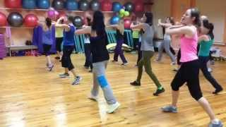 "ZIN 49, Zumba Toning ""WORK"" by Lena Prudnikova"