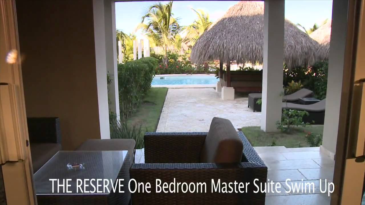 Paradisus Palma Real One Bedroom Master Suite Swim Up Room Preview Youtube