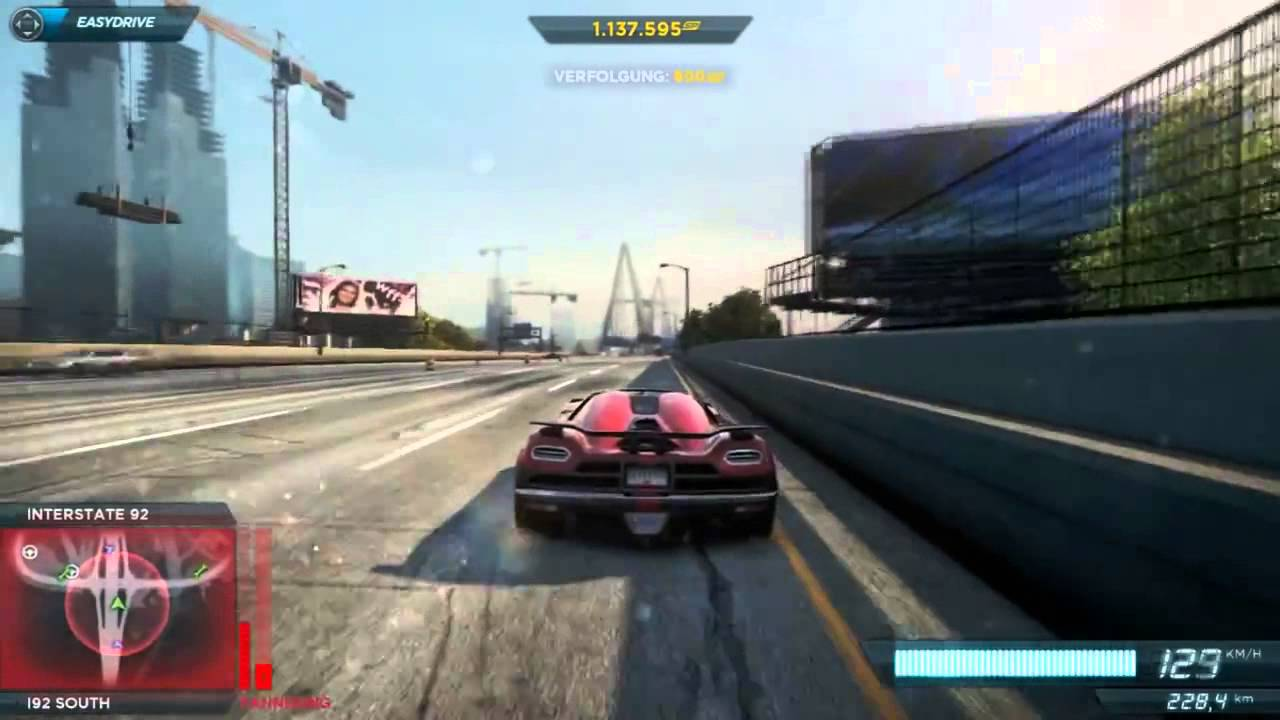 [Need For Speed Most - TopSpeed @ 452 kmh] Video