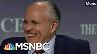 Impeachment Probe Reveals 'All Roads Lead To Rudy' | The Beat With Ari Melber | MSNBC