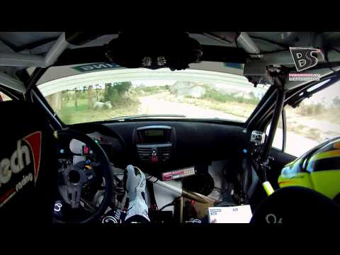 On-Board - Bernardo Sousa/Hugo Magalhes - Serras de Fafe 2013 - PEC4 [HD]