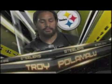 [HD] Troy Polamalu Ultra Highlights