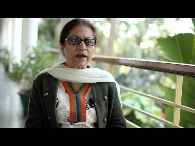 Asma Jahangir -- Democracy, civil rights and activism