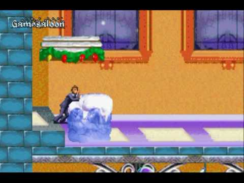 [GBA] The Santa Clause 3: The Escape Clause by Stobczyk 5/6 (Longplay)