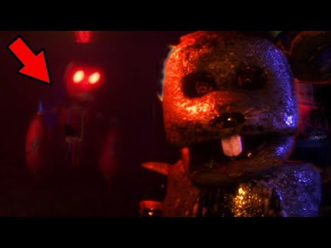 CHASED BY THE SCARIEST RAT ANIMATRONIC! | Five Nights at Freddys Obsolete