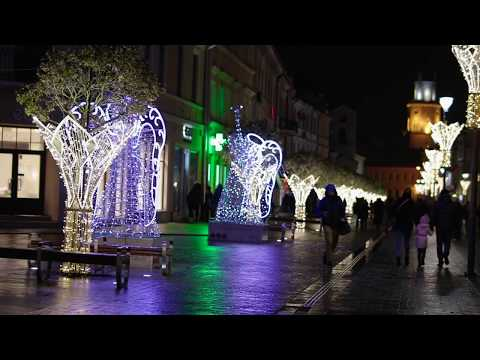 Dekoracje Świąteczne W Lublinie