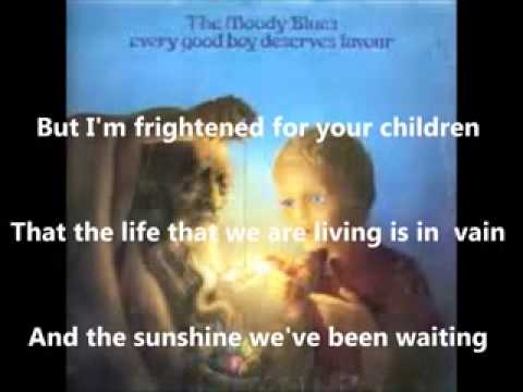 Moody Blues - The Story In Your Eyes