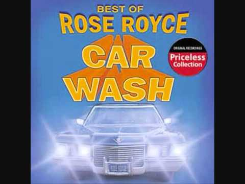 Rose Royce - Car Wash [LYRICS]