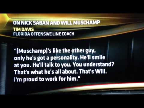 Mark May Weighs In On Florida Coach Tim Davis Calling Nick Saban The Devil