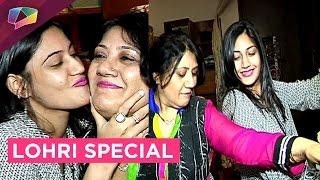 Surbhi Chandna Celebrates Lohri With India Forums
