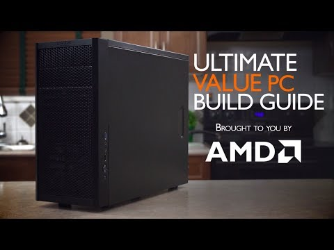 ULTIMATE AMD Value APU PC Computer
