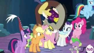 Discord and Fluttershy moments season 4 episodes 25 26