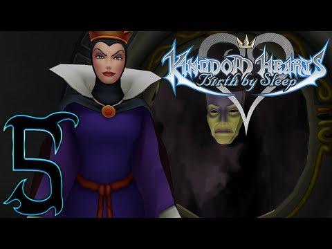 Kingdom Hearts Birth By Sleep Walkthrough Part 5 Terra Dwarf Woodlands (Let's Play Gameplay)