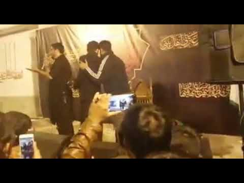 Mir Hasan Mir 2019 Qom Iran | Ayyam e Fatima s.a | Madad Karo Fizza