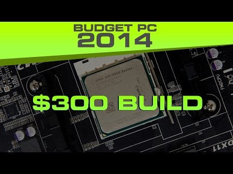 Building an Under $300 Kaveri Gaming PC for Steam OS 2014