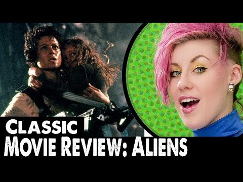 Classic Movie Review: ALIENS (1986)